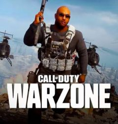 Jaquette de Call of Duty Warzone Xbox One