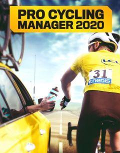 Jaquette de Pro Cycling Manager 2020 PC
