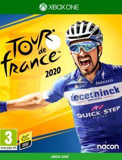 Jaquette de Tour de France 2020 Xbox One