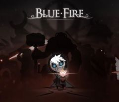 Jaquette de Blue Fire Nintendo Switch