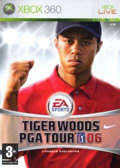 Jaquette de Tiger Woods PGA Tour 06 Xbox 360