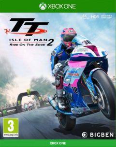 Jaquette de TT Isle of Man 2 Xbox One