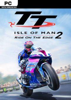 Jaquette de TT Isle of Man 2 PC