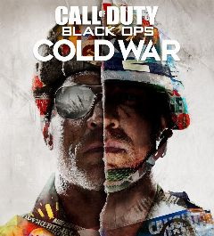 Jaquette de Call of Duty Black Ops Cold War PS4