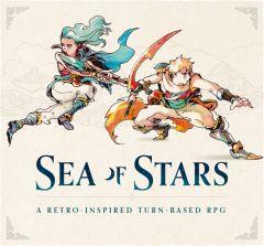 Jaquette de Sea of Stars PC
