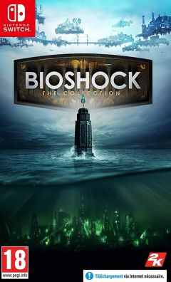 Jaquette de BioShock Nintendo Switch