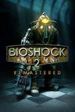 Jaquette de BioShock 2 Nintendo Switch