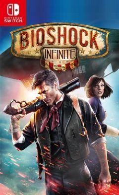Jaquette de BioShock Infinite Nintendo Switch