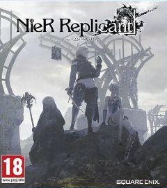 Jaquette de NieR Replicant ver.1.22474487139... Xbox One