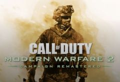 Jaquette de Call of Duty : Modern Warfare 2 Campagne Remasterisée PS4