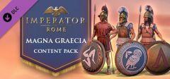 Jaquette de Imperator : Rome Magna Graecia PC