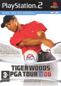 Jaquette de Tiger Woods PGA Tour 06 PlayStation 2