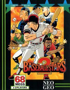 Jaquette de Baseball Stars 2 NeoGeo