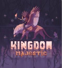 Jaquette de Kingdom Majestic Nintendo Switch
