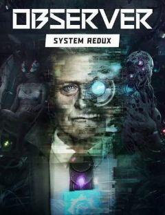 Jaquette de Observer System Redux Xbox Series