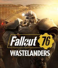 Jaquette de Fallout 76 - Wastelanders PS4