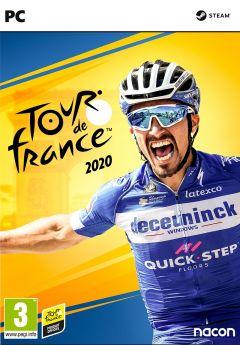 Jaquette de Tour de France 2020 PC