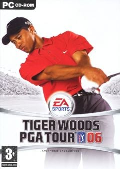 Jaquette de Tiger Woods PGA Tour 06 PC