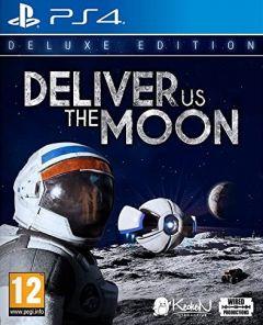 Jaquette de Deliver Us The Moon PS4