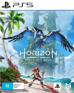 Jaquette de Horizon Forbidden West PS5