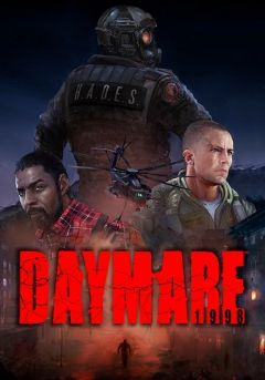 Jaquette de Daymare : 1998 PS4