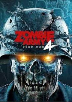 Jaquette de Zombie Army 4 : Dead War Google STADIA