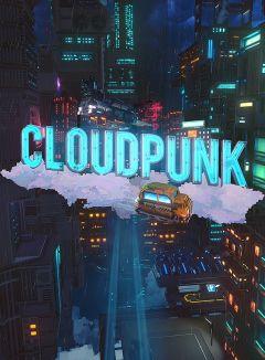 Jaquette de Cloudpunk Nintendo Switch