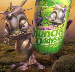 Jaquette de Oddworld : L'Odyssée de Munch Nintendo Switch