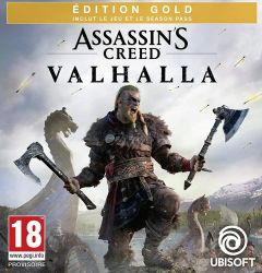 Jaquette de Assassin's Creed Valhalla PS5