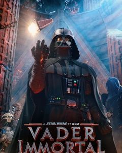 Jaquette de Vader Immortal : A Star Wars VR Series PlayStation VR