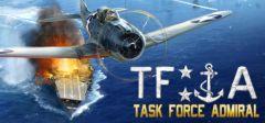 Jaquette de Task Force Admiral Vol.1 : American Carrier Battles PC