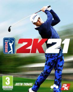 Jaquette de PGA Tour 2K21 PS4