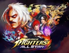 Jaquette de The King of Fighters All Star Android