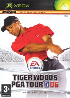 Jaquette de Tiger Woods PGA Tour 06 Xbox