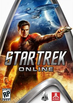 Jaquette de Star Trek Online PC