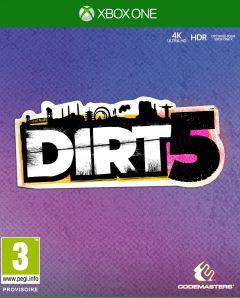 Jaquette de DIRT 5 Xbox One