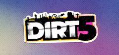 Jaquette de DIRT 5 PS5