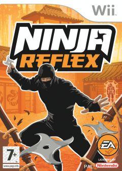 Jaquette de Ninja Reflex Wii