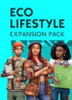 Jaquette de Les Sims 4 : Ecologie PS4