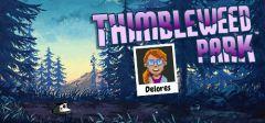 Jaquette de Delores : A Thimbleweed Park Mini-Adventure PC