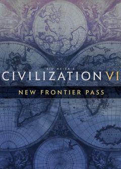 Jaquette de Civilization VI : Pass New Frontier PC