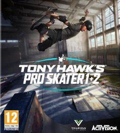Jaquette de Tony Hawk's Pro Skater 1+2 PC