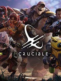 Jaquette de Crucible PC