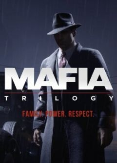 Jaquette de Mafia Trilogy PS4