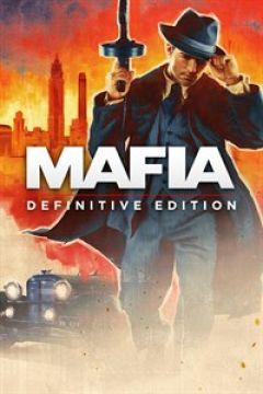 Jaquette de Mafia : Definitive Edition PS4