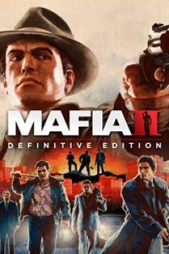 Jaquette de Mafia II : Definitive Edition PS4