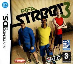 Jaquette de FIFA Street 3 DS
