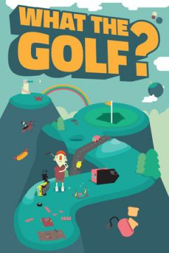 Jaquette de What the Golf ? iPhone, iPod Touch
