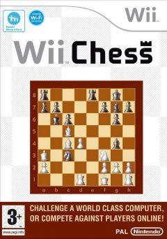 Jaquette de Wii Echecs Wii