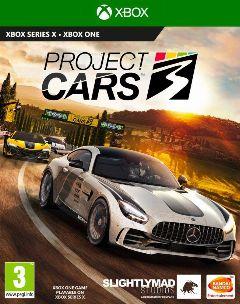 Jaquette de Project CARS 3 Xbox One